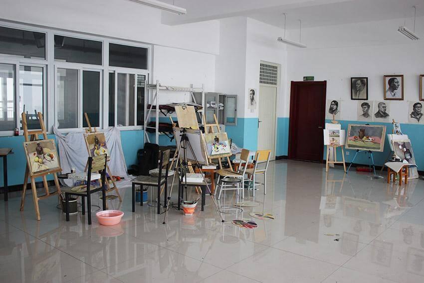 全国各地美术联考分值合集!重庆美术培训画室美术生你知道考多少才算合格吗?