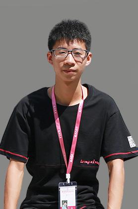 重庆美术培训画室老师-许文强