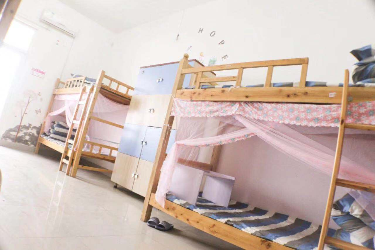 重庆美术培训画室环境-宿舍环境