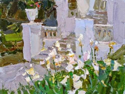 美术小知识:素描风景中画面的协调该怎么描绘-重庆画室