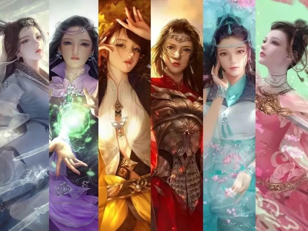 重庆画室带你了解大神的插画是怎样的!