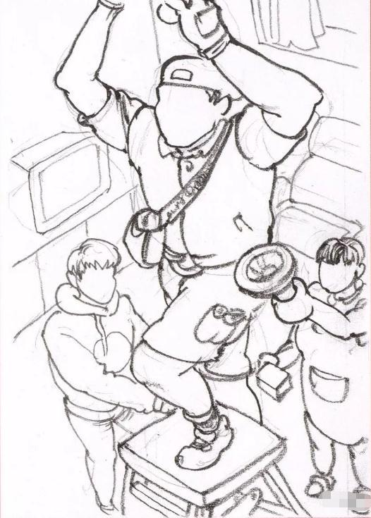 重庆画室,重庆美术培训,重庆美术校考培训,07