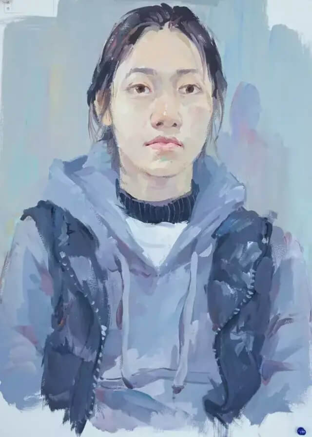 重庆美术培训班分享十年前的美院美术校考高分卷,画成这样就能上美院?图三