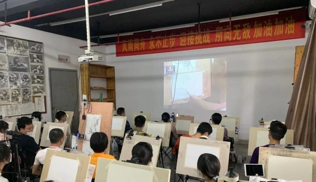 重庆美术集训画室为你分析:艺术生为什么要参加校考?