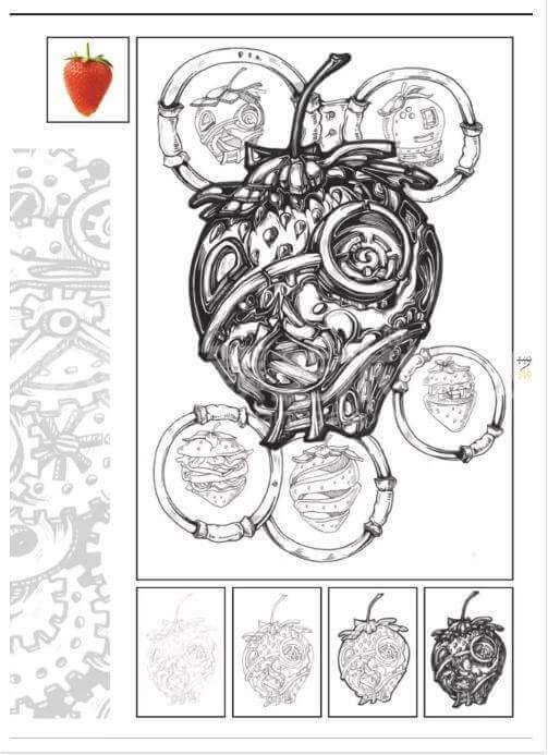 重庆美术培训画室设计作品