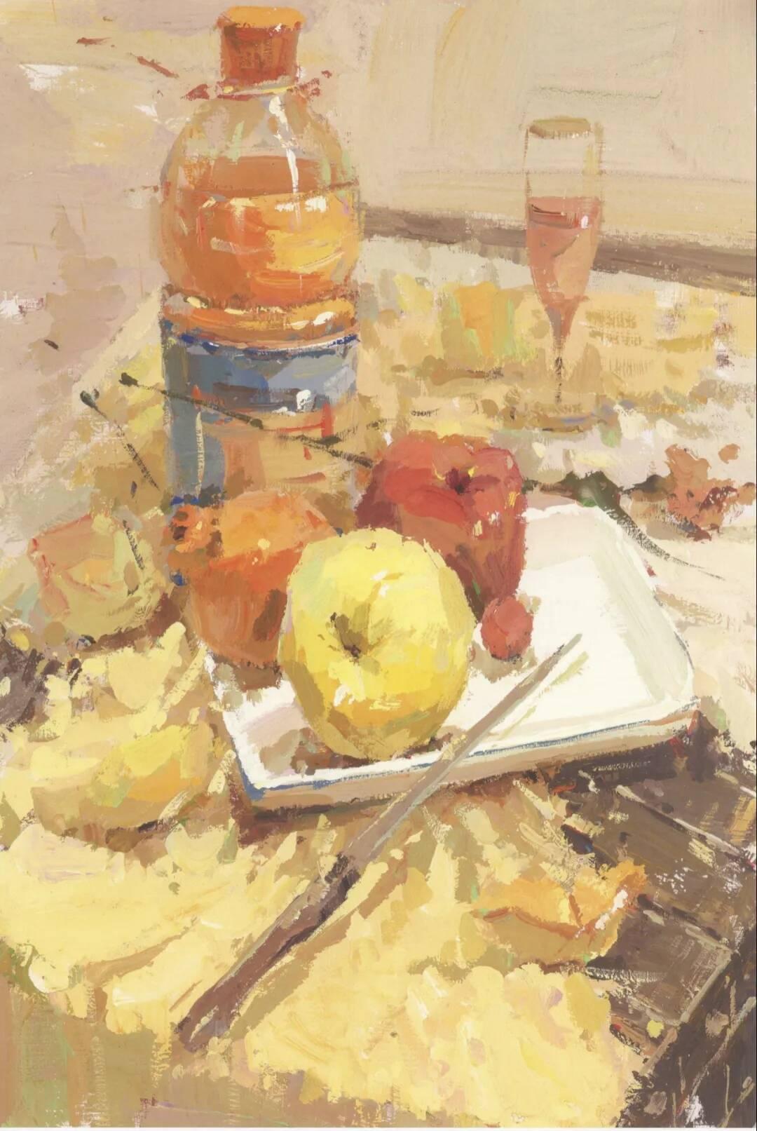 关于联考色彩的10个绝密问题,今天重庆美术培训画室全部告诉你!