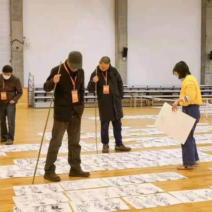 美术联考是怎么阅卷的?看完你就知道了!