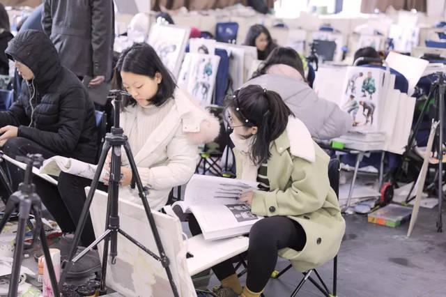 看重庆美术培训画室美术生,学绘画过程中走过的弯路!