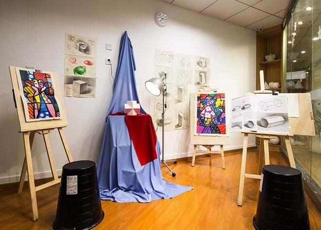 【重庆美术培训画室资讯】美术生在集训期间压力太大,如何跳出自我否定的怪圈?