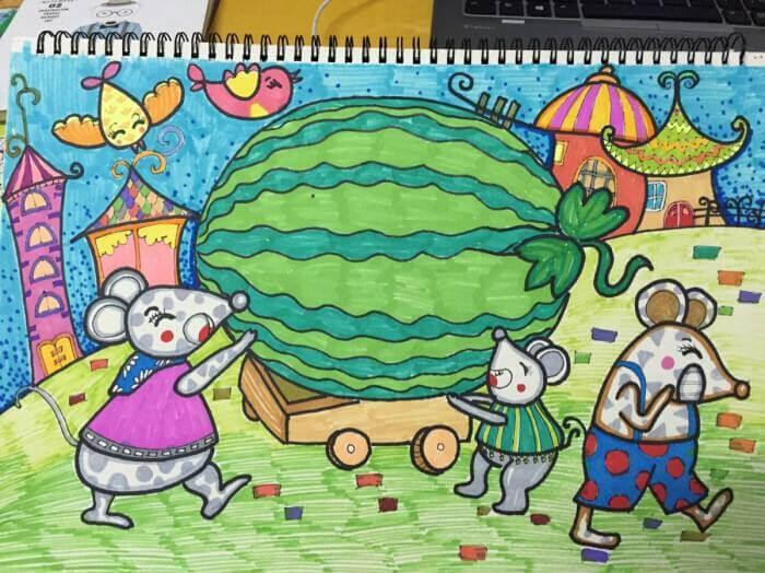 """很多人都认为学习美术一无是处,其实这种想法是错误的,儿童学美术不仅是一种艺术才能的培训,它对孩子情感思维的发展起着重要作用,绘画是需要通 过想象力来运行的过程,能够拓宽孩子的思维空间,所以,学画画更有利孩子的成长。  在外国人眼中,儿童早期的美术教育很重要,这是在培养孩子的记忆力、想象力、观察力、创造力以及手脑协调能力还有审美能力,而且美术对孩子潜力开 发有着重要意义,这是其他学科所不能替代的。  儿童美术教育,并不是以培养画家为目的,它是对孩子心理、思想和人格上的教育。儿童可以通过绘画把自己想象中的人物以及对周围事物认识,通过绘画 方式表达出来,在绘画过程中,会透入出孩子的思想、感情、兴趣以及对外部世界的认识。所以你想要更快了解孩子,教育孩子,绘画就是掌握儿童的一把 钥匙。  一、通过画画走进儿童内心世界  儿童绘画是一种儿童游戏,也是一种创作活动,他们画画是为了让自己高兴,并不会以画出一张""""作品""""为目的,他们可以用画画来宣泄自己的情感,表达 他们的快乐心绪,所以绘画可以促进他们身心的和谐发展。因此,通过的画面是家长了解孩子的窗口,从画中了解他们的认知能力,性格和兴趣爱好,从而 进一步关心孩子的健康成长。  二、通过绘画了解儿童性格  俗话说画如其人,从画面中可以反映出人的性格和爱好。艺术创作是儿童建立自信心的最好途径,他们能够在创作中获得快乐,从绘画内容中也可以反映出 其不同个性。  有孩子喜欢画凶猛野兽,个性中攻击成分多,而有孩子喜欢画蓝天、白云,则是非攻击性的。老师也可以通过幼儿作品来发现每个幼儿独特的个性,并通过 美术教育来促进他们健康个性的形成。  二、通过绘画了解儿童观察能力  孩子在画画过程中,也是需要从自己生活中通过观察、体验、思考后才能表现出来,对于他们的创造表现,家长要给予理解和尊重,不应站在成人角度,来 衡量儿童的作品。  美术教育对于儿童有什么意义?目的是什么?通过美术教育可以提高儿童对自然美,对社会生活和艺术的感受、评价以及创造,培养他们健康的审美和敏锐 的感知能力,同时能丰富儿童情感,让他们从小热爱生活,热爱艺术,热爱身边一切美好事物。  在此,家长们可以为您的孩子选择重庆龙行艺术画室,通过美术班的学习,更有助于智力发展,让他们在创作过程中,通过视觉去感受事物的形状、比例、 色彩等,同时观察力也能得到很好的锻炼和培养。  关注 美术社区 公众号带你了解更多美术信息。图片源于网络,侵删"""