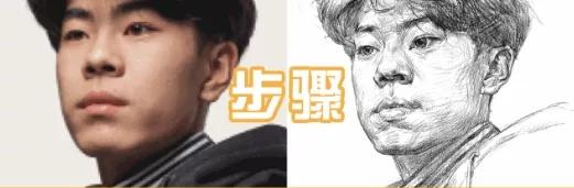 重庆美术培训学校实操画法|用结构素描去画素描头像!