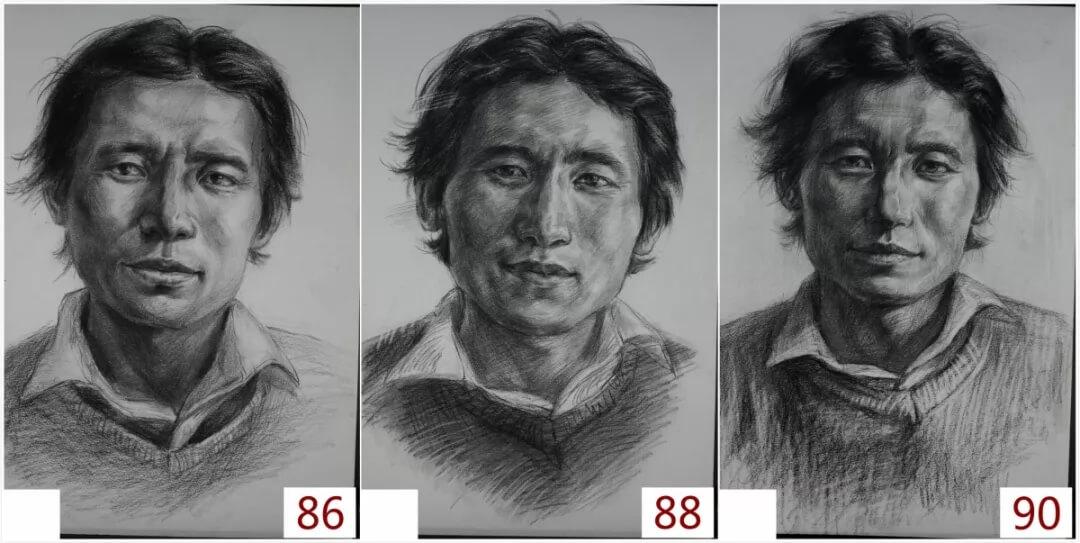 联考不足100天!重庆美术培训画室美术生请先掌握美术联考评分标准!