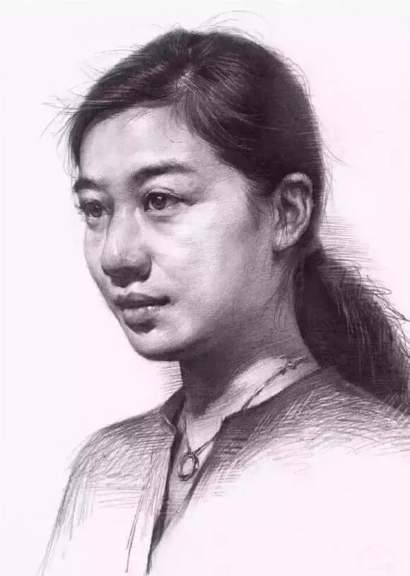 重庆美术集训画室想说扎实准确的素描,才能瞬间俘获阅卷老师!