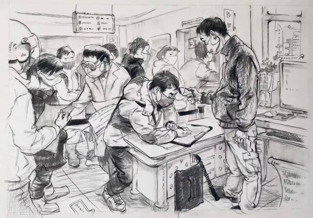 重庆美术培训,重庆十大画室11