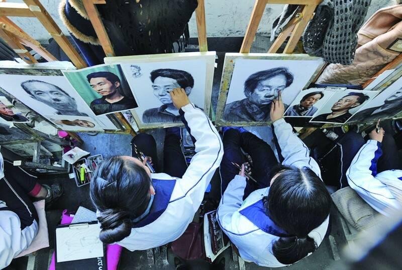 重庆美术培训学校带你来看看,2021年艺考有哪些新变化?