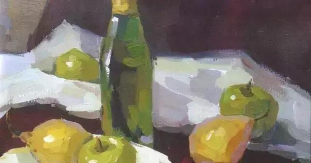 重庆美术培训班分享十年前的美院美术校考高分卷,画成这样就能上美院?图二十二
