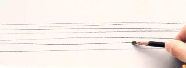 """美术干货!素描绘画中,几种实用的""""线""""的运用技巧!图四"""