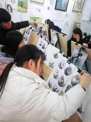 重庆美术集训,重庆画室排名