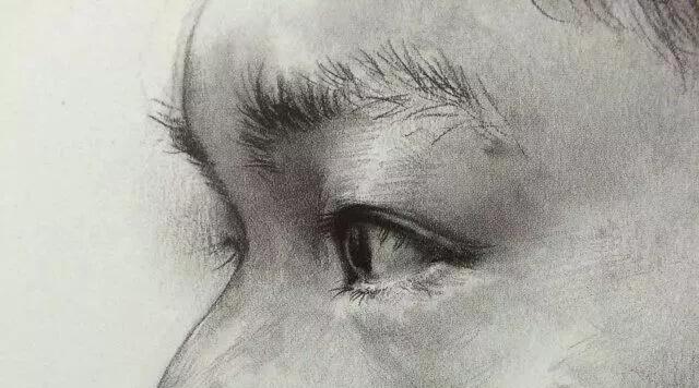 重庆美术培训画室美术生只要拿捏好这个细节部位,素描头像想画不好都难!