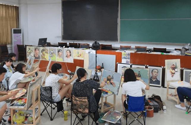 重庆美术培训学校排名如何