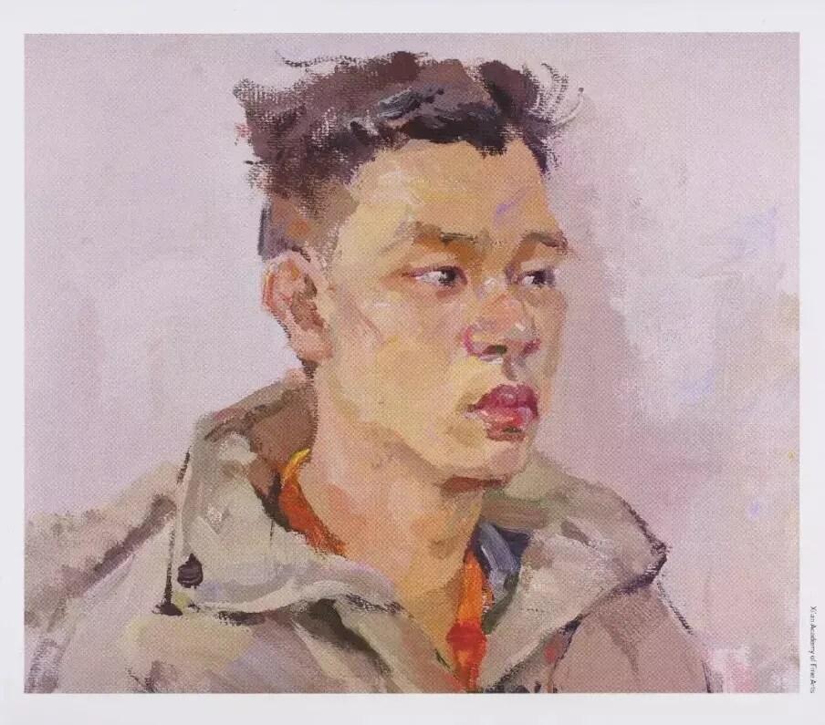 重庆美术培训班分享十年前的美院美术校考高分卷,画成这样就能上美院?图十八