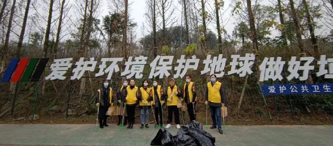 龙行公益 ‖ 助推环保齐动员,重庆龙行画室在行动!