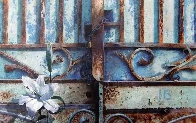 重庆艺考画室——如此厚重又通透的作品,你相信是用水彩画出来的吗?