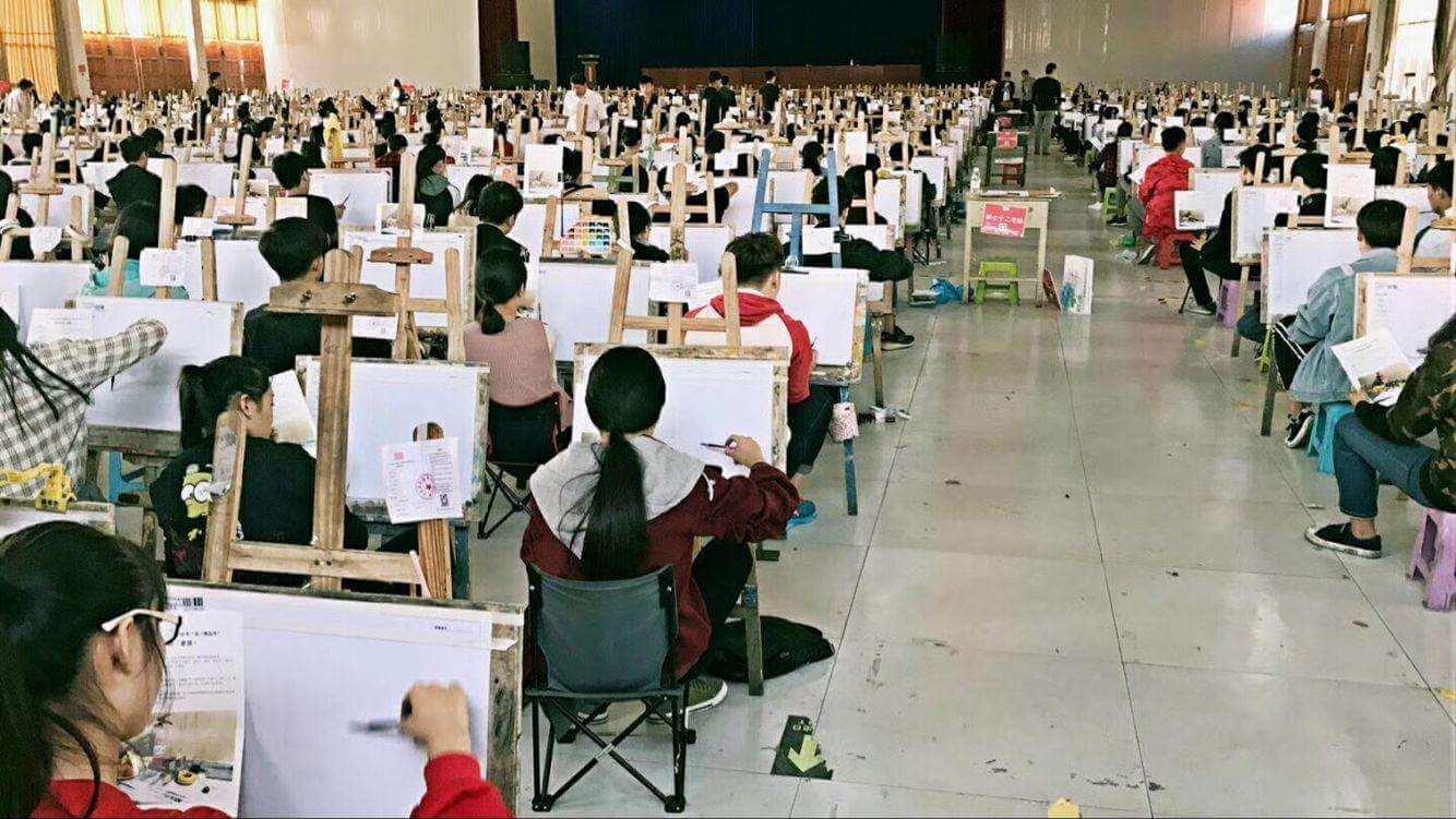 重庆美术培训学校有多少家?