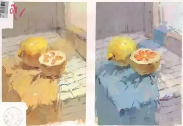 重庆美术培训班分享十年前的美院美术校考高分卷,画成这样就能上美院?图二十五
