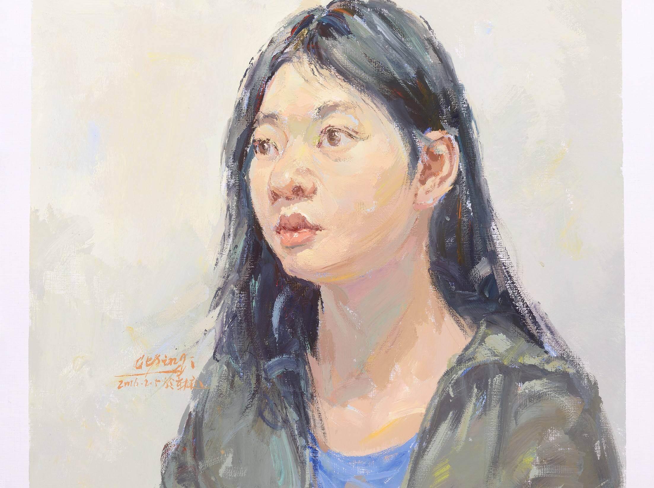 重庆美术集训画室美术生,色彩头像最主要的问题你都解决了吗?