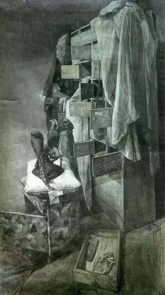 重庆龙行画室,重庆画室,重庆美术作品,16