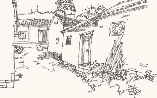 重庆美术培训画室:【风景速写】如何根据实际场景来决定绘画风格?