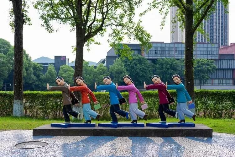 在川美上学是一种什么体验?重庆美术集训画室带你来涨姿势了!