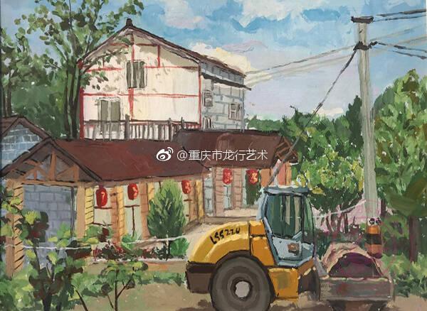 重庆十大画室--龙行艺术 | 一个造梦的场所!