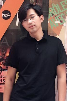 重庆美术培训画室老师-胡宝莹