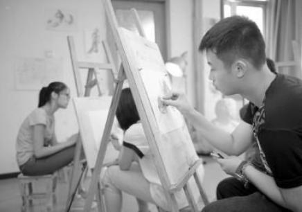 重庆美术集训,重庆画室排行01