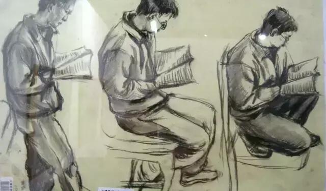 重庆美术培训班分享十年前的美院美术校考高分卷,画成这样就能上美院?图十四