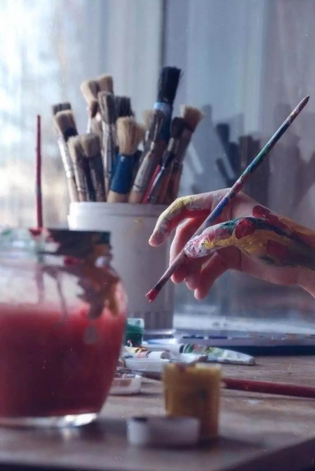 重庆美术集训画室带你来看:美术生一模后的惨淡人生!