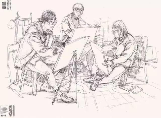 重庆画室,重庆速写培训画室,重庆速写干货,05