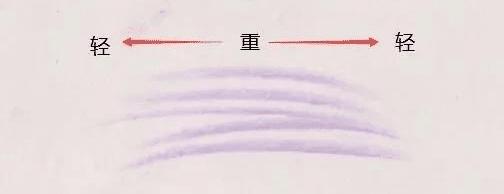 重庆美术培训画室教你1分钟学会彩铅技法!