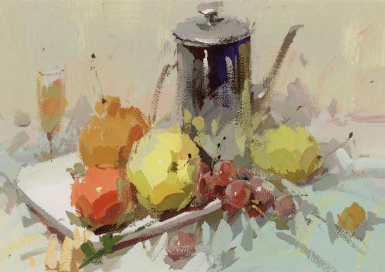 对于色彩的冷暖关系,重庆美术培训画室美术生都掌握了吗?