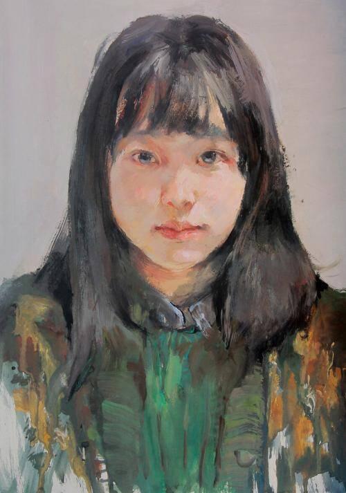 重庆美术培训画室美术生遇到难题想拿高分?色彩头像步骤解析赶紧收藏!
