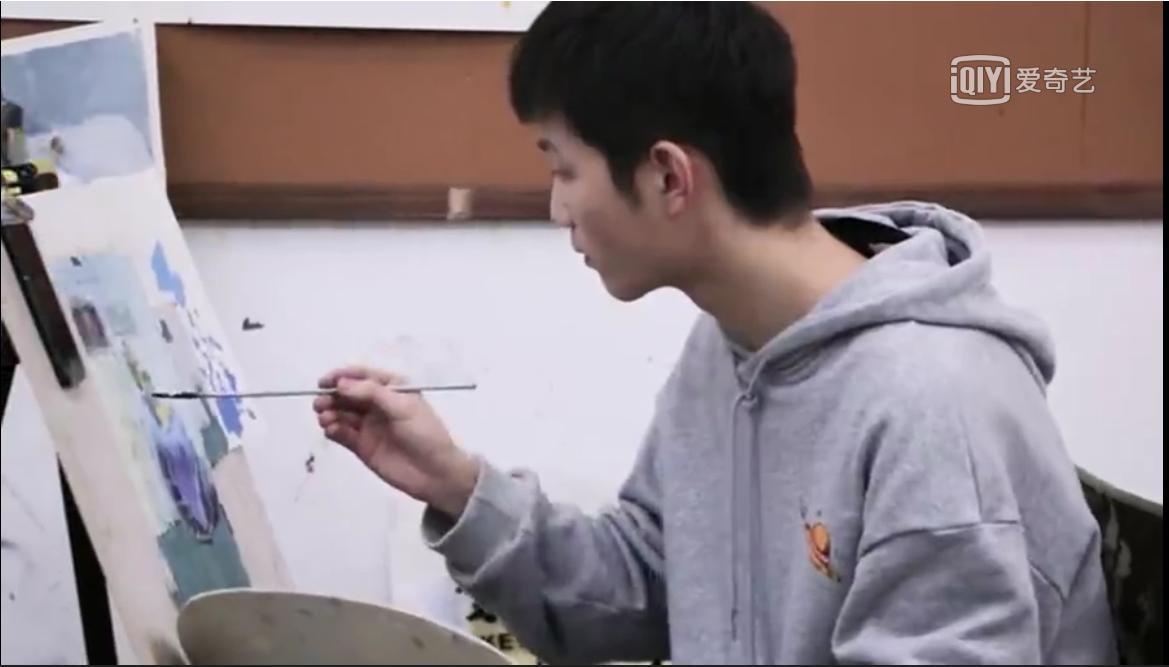 龙行艺术·学生日常剪辑第一集-重庆美术培训画室视频