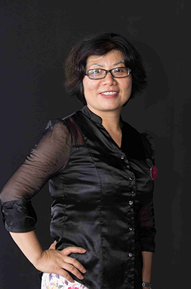 重庆美术培训画室老师-付雪梅
