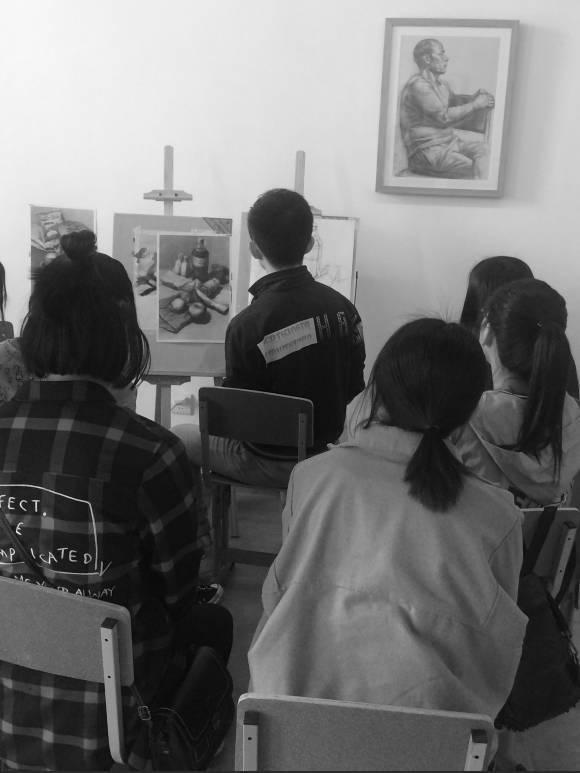 重庆美术培训画室:美术生的第一次是什么体验?