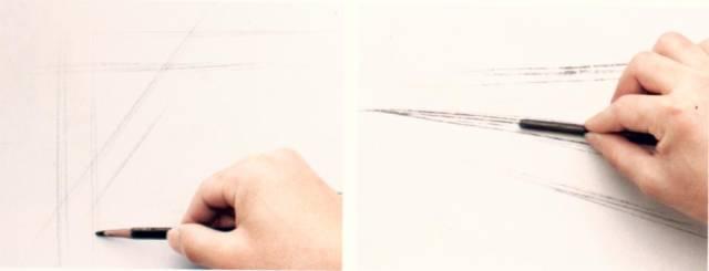 """美术干货!素描绘画中,几种实用的""""线""""的运用技巧!图二"""
