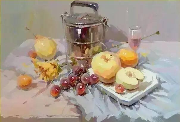 想要画好色彩,重庆美术培训画室教你I的这8个绘画技巧,要记住!