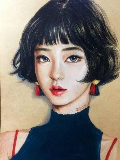 想剪头发?重庆艺考画室美术生为大家推荐的几款发型!