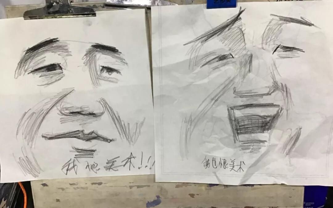 重庆美术集训画室美术生注意了,统考出现这些情况,直接给低分!